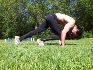 core träning