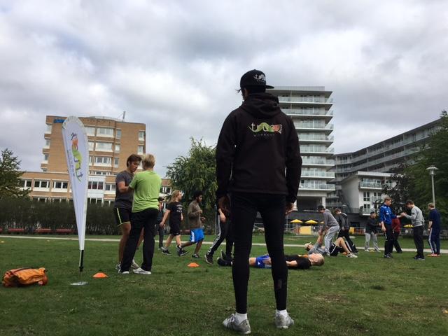 träning för barn och ungdom